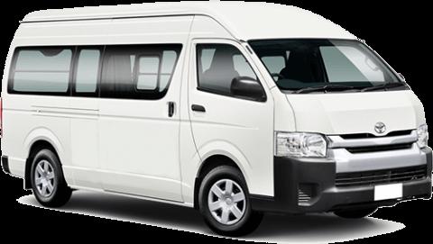 Toyota Commuter Tour Minibus