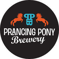 Prancing Pony Brewery Logo