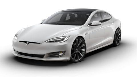 Tesla Model S - Maximum 4 Passengers