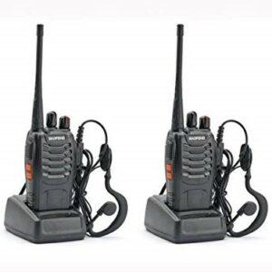 UHF Handheld Radio Hire