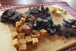Chocolates and Cheese