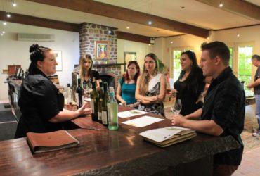 Students Explore Australia - Barossa Valley Wine Tour