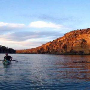 Murray River Canoeing 3