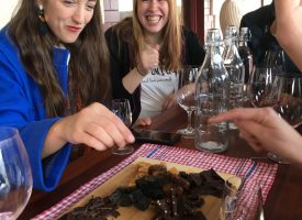Chocolate and Cheese Wine Tour