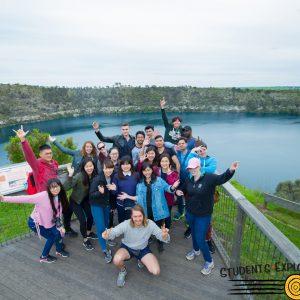 Mount Gambier Blue Lake - Students Explore Australia (4)