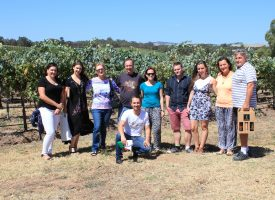 Students Explore Australia - Barossa Valley Wine Tour (50)