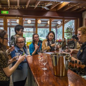 Students Explore Australia Wine Tour Barossa Valley (U) (8)